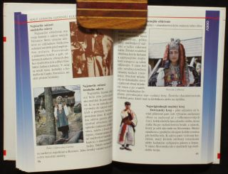 BOOK Slovak Folk Art & Culture music dance costume folklore traditions