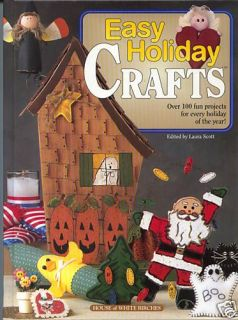 Easy Holiday Crafts Laura Scott Book