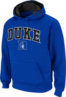 Duke Blue Devils Royal Twill Tailgate Hooded Sweatshirt