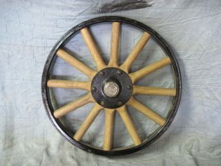 Model T Ford Wood Spoke Wheel Demountable 21 Hot Rat Rod