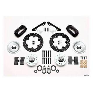 Wilwood Dynalite Drag Race Front Disc Brake Kit 140 8175 BD