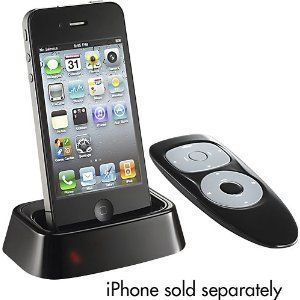 Dynex Audio Video Docking Station for Apple iPod and iPhone with