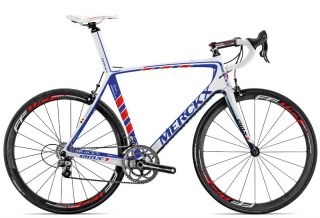 Eddy Merckx EMX 7 QuickStep Limited Team Edition Carbon Fibre Road