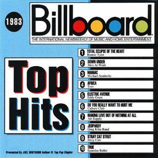 Billboard 1983 Rhino Toto Stray Cats Eddy Grant 081227067823