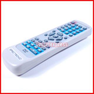 Spectroniq Protron DVD Player Remote Control
