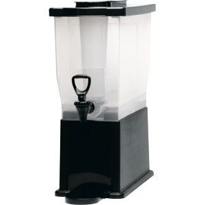 Restaurant Cold Beverage Drink Dispenser 3 Gallon