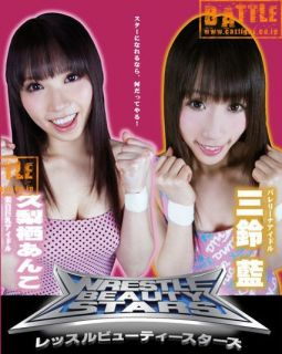 2013 Female Women Ladies Wrestling Japanese Pro Ring 45 Minutes DVD
