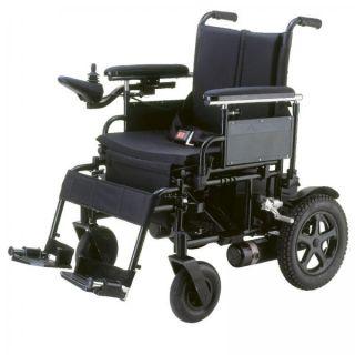 Drive Medical Cirrus Plus EC Folding Power Chair Wheelchair 18 Seat