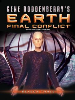 earth final conflict complete third season 3 dvd new