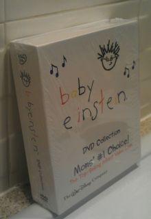 Baby Einstein DVD Box Set 26 Disc Collection New
