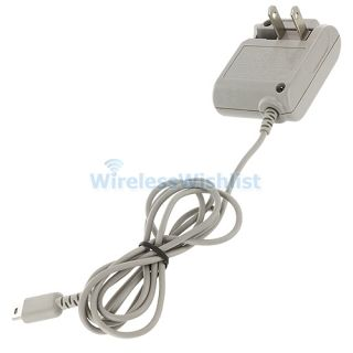 Home Charger AC Power Adapter for Nintendo DS Lite NDSL Battery
