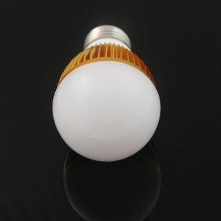 10 Pcs 9W E27 Energy Saving LED Light Lamp Bulbs Warm White Lighting