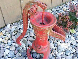 Vintage Hand Well Water Pump