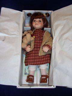 Duck House Heirloom Porcelain Doll Farrah Limited