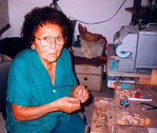Effie C Zuni American Indian Sterling Silver Turquoise Ladies Snake