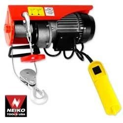 New Electric Hoist Cable Winch Electric Hoist Lift Electric Boat Lift
