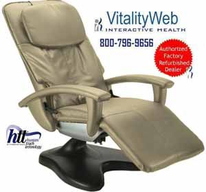095 Robotic Human Touch Power Recline Electric Massage Chair Recliner