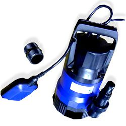 Electric Submersible Pool Water Drain Transfer Pump