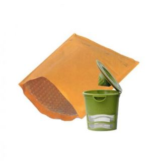 Green Ekobrew Cup Refillable Reusuable K Cup Coffee Filters for Keurig
