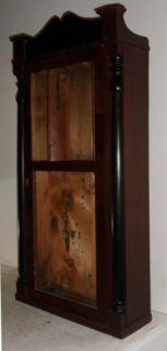 1830 Marsh Gilbert Wooden Works Clock Case