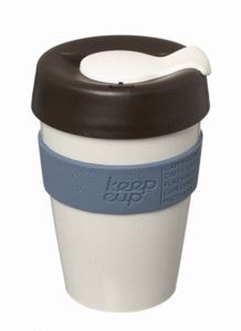New Eco Friendly Reusable Travel Thermos Coffee Cup Mug