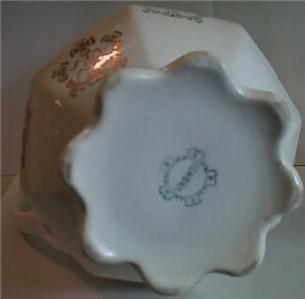Antique East Palestine Pottery Company Vashti Pitcher