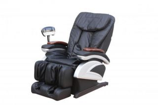 Electric Full Body Shiatsu Massage Chair Recliner withStretched Foot