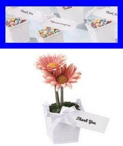 Wilton 18 Square Pail Party Favor Kit 1006 1137 Ribbon