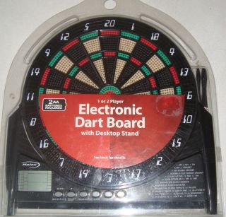 Mini Electronic Dart Board Game