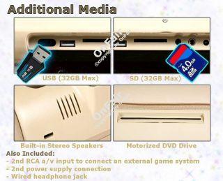 DREAM 9 inch DIGITAL TOUCH SCREEN Car Headrest DVD Players Monitor
