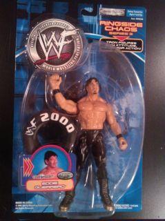 Eddie Guerrero WWE WWF Ringside Chaos Action Figure WCW Lucha Libre