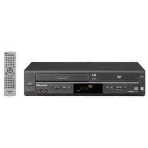 Panasonic Model PV D4744 DVD VHS Combo Recorder Player Tuner