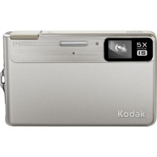 Kodak EasyShare M590 Digital Camera Silver 41778176009