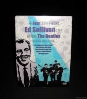 Beatles DVD Ed Sullivan Show 2 DVD Set Collection SEALED Mint Holiday