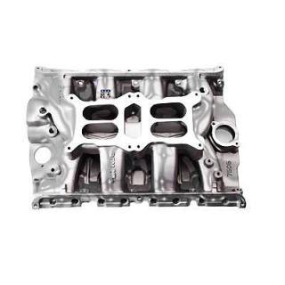 Edelbrock Performer RPM Dual Quad Air Gap Intake Manifold Ford FE