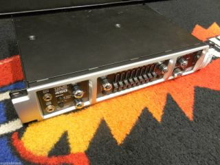 PEAVEY TOUR SERIES 450 ELECTRIC BASS GUITAR AMPLIFIER HEAD AMP 450WRMS