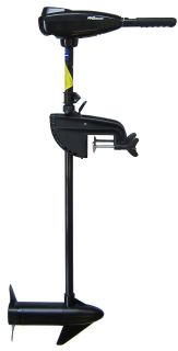 Fishing Mad   BISON 55/lb ELECTRIC OUTBOARD TROLLING MOTOR & CASE