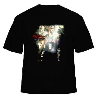 Dwayne Wade Team USA T Shirt