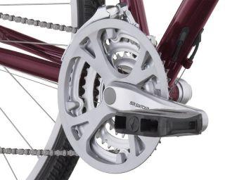 Diamondback Edgewood LX Mens Sport Hybrid Bike