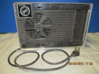 Arvinair Electric Heater, 240 Volt Automatic Heavy Duty Portable at