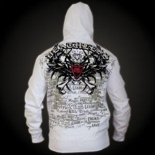 Ecko Unltd MMA Jacket Twice Bitten Hoody w XXXL