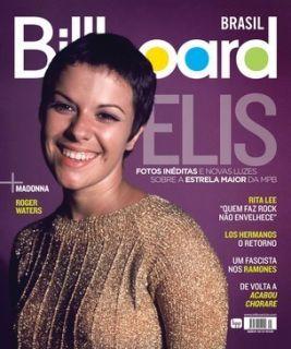 Elis Regina Madonna Roger Waters Billboard Brasil Magazine 04 2012