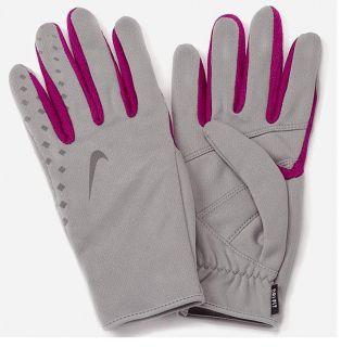 Nike Womens Elite Lightweight Run Gloves Running Training Medium Brand