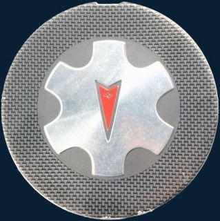 00 01 Pontiac Bonneville Center Cap fits 6539 Rim Pontiac Part