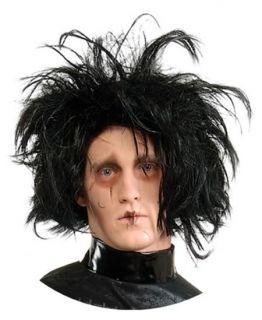 Edward Scissorhands Adult Wig Officially Licensed 51494
