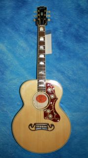 Gibson L 200 Emmylou Harris Model Acoustic Electric Guitar w Hard Case