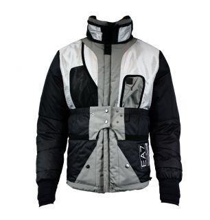 Emporio Armani EA7 271264 1W306 Mens Technical Jacket AW11 Titanium