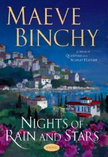Nights of Rain and Stars by Maeve Binchy 2004 Hardcover
