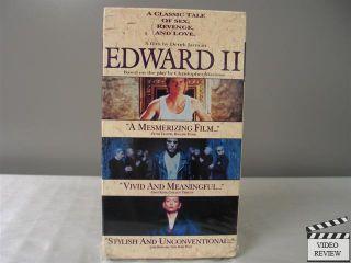 Edward II VHS Steven Waddington, Andrew Tiernan, Tilda Swinton