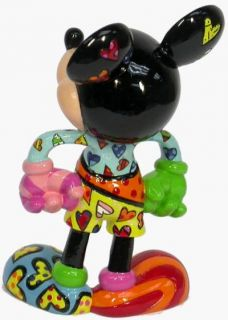 Enesco Disney Britto Mickey Mouse Sweetheart Free s H